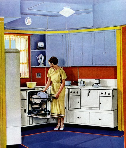 1937 Kitchen--Not Bad! | by Todd Ehlers