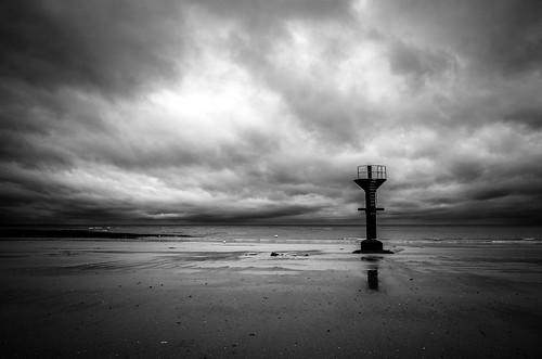 Granville en noir & blanc 1