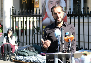 Ali Mushaima finally halts his hunger strike on day 44. | by alisdare1