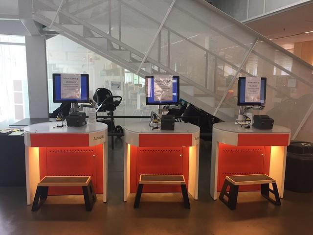 Bibliothèque Marc-Favreau, Montréal