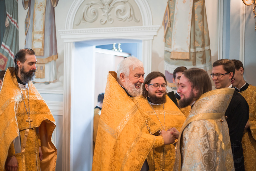 8-9 сентября 2018, Неделя 15-я по Пятидесятнице /8-9 September 2018, 15th Sinday after Pentecost