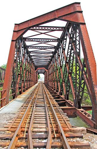 bridge railroadbridges trussbridges norfolksouthern sharonpennsylvania railroadtracks tracks