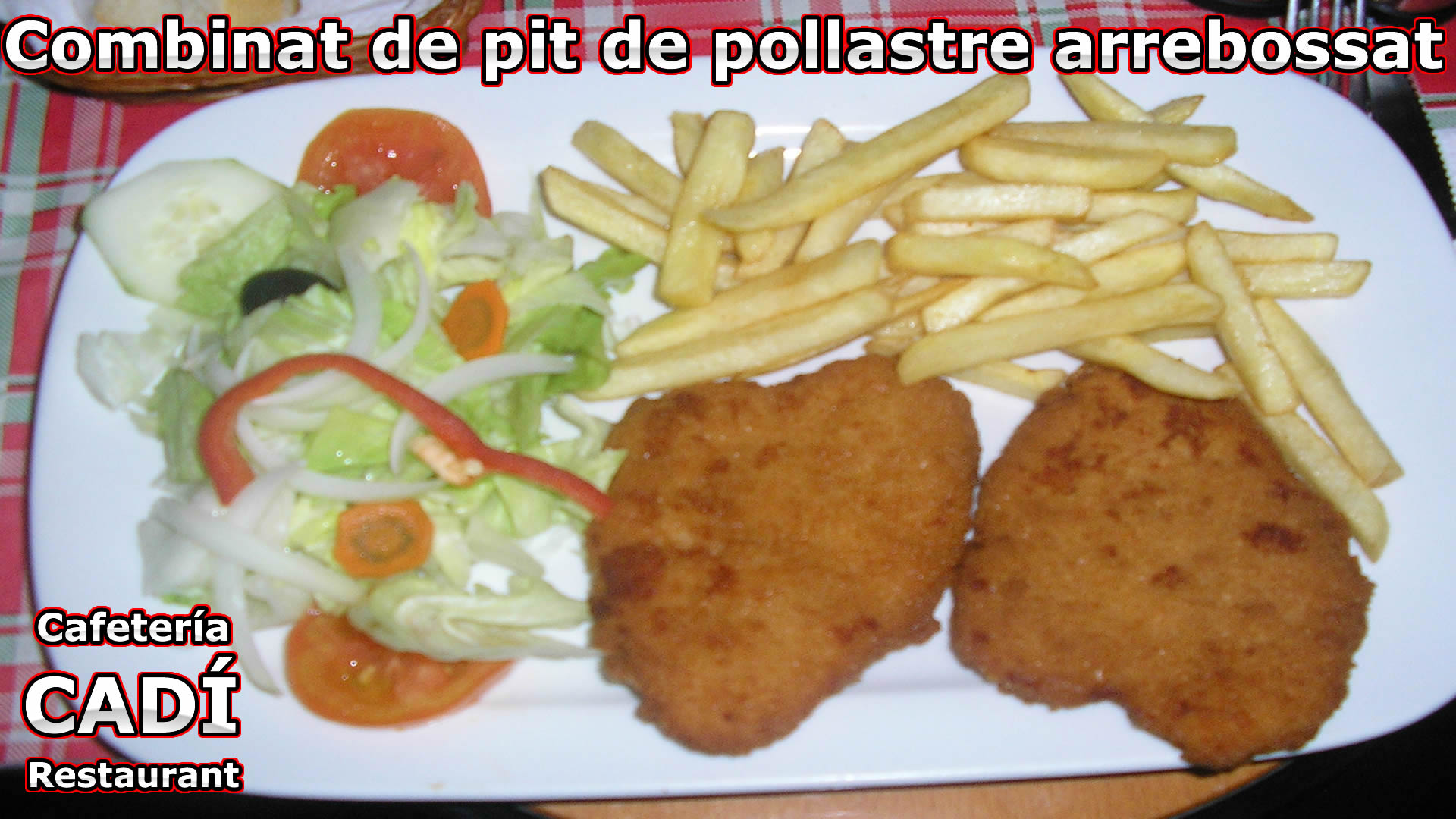 Escalopa de Pollo