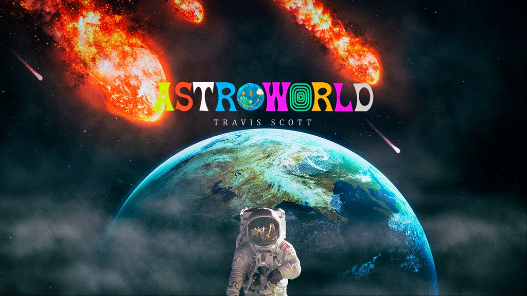 d95398dba356 ... HighQuality4Life Travis Scott - Astroworld | by HighQuality4Life