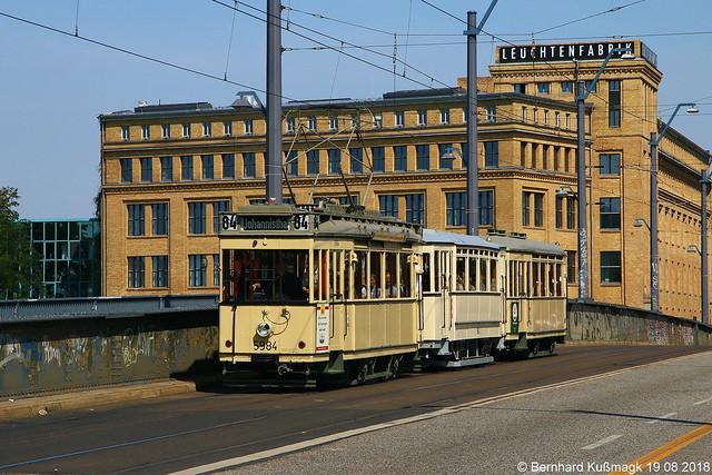 Europa, Deutschland, Berlin, Treptow-Köpenick, Schöneweide, Oberschöneweide, Edisonstraße, Treskowbrücke