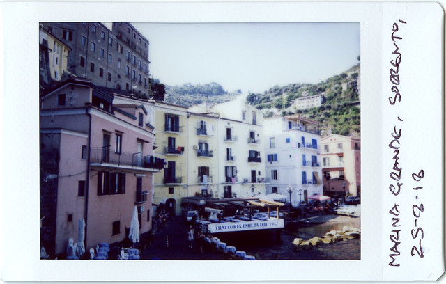 FILM - Sorrento (Instax Mini)