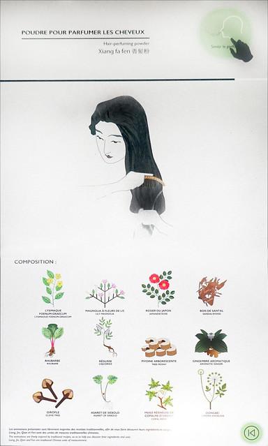 Poudre pour parfumer les cheveux (musée Cernuschi, Paris)