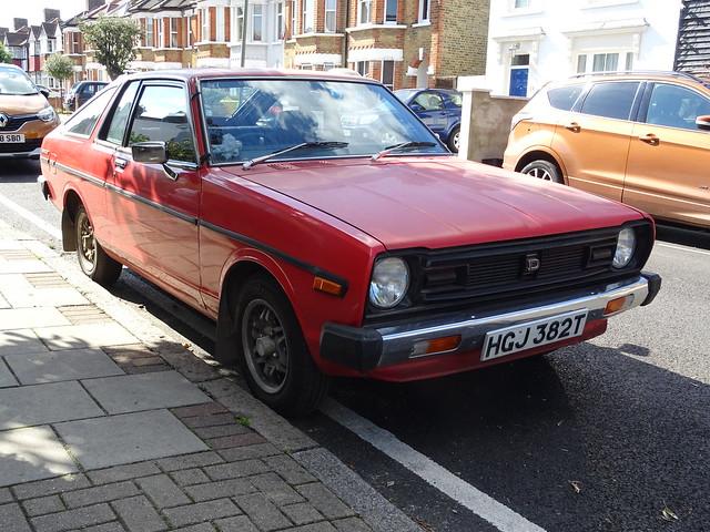1979 Datsun 140Y Sunny