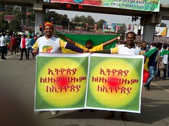 Suporting Ethiopian Democracy