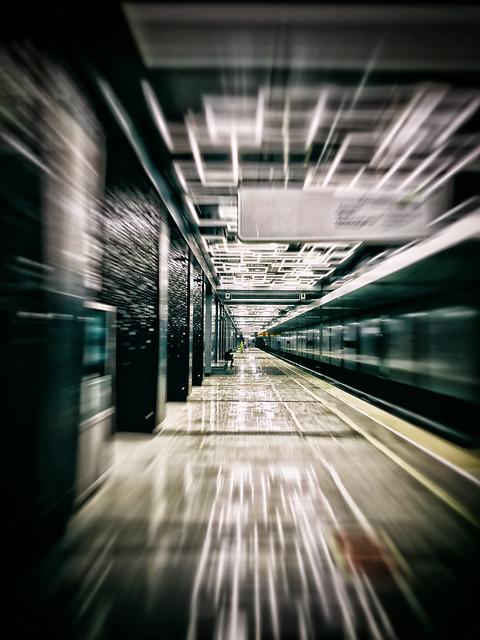#Running #Tube #Metro #Moscow