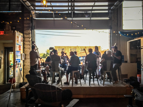 French Broad Valley Musicians Association at Sanctuary Brewing-006 | by RandomConnections