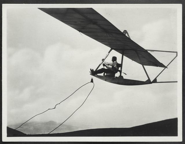 Luft12 Schulflugzeug Pegasus, Rhön, 1925