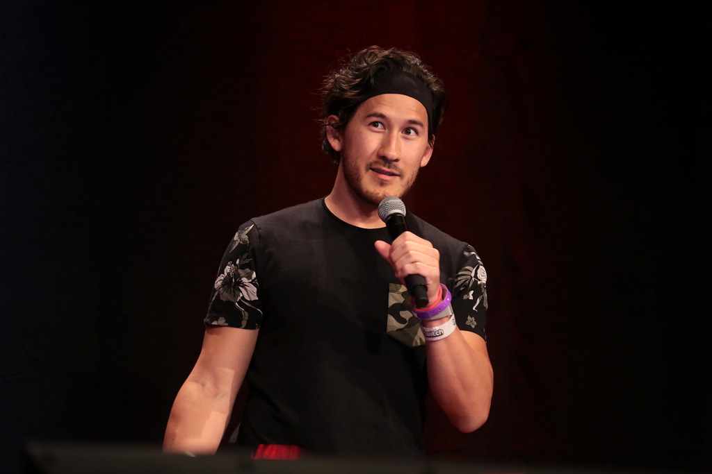 What camera does Markiplier Use?