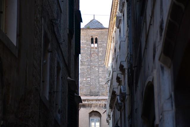 Old town Split (Hrvatska 2018)