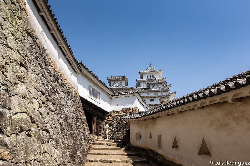 """El castillo de Himeji o """"la garza blanca"""""""