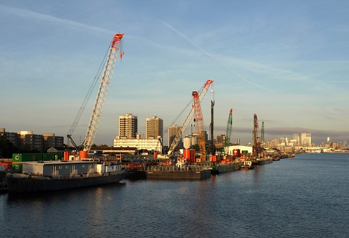 royaldocks eastlondon docklands sunrise london