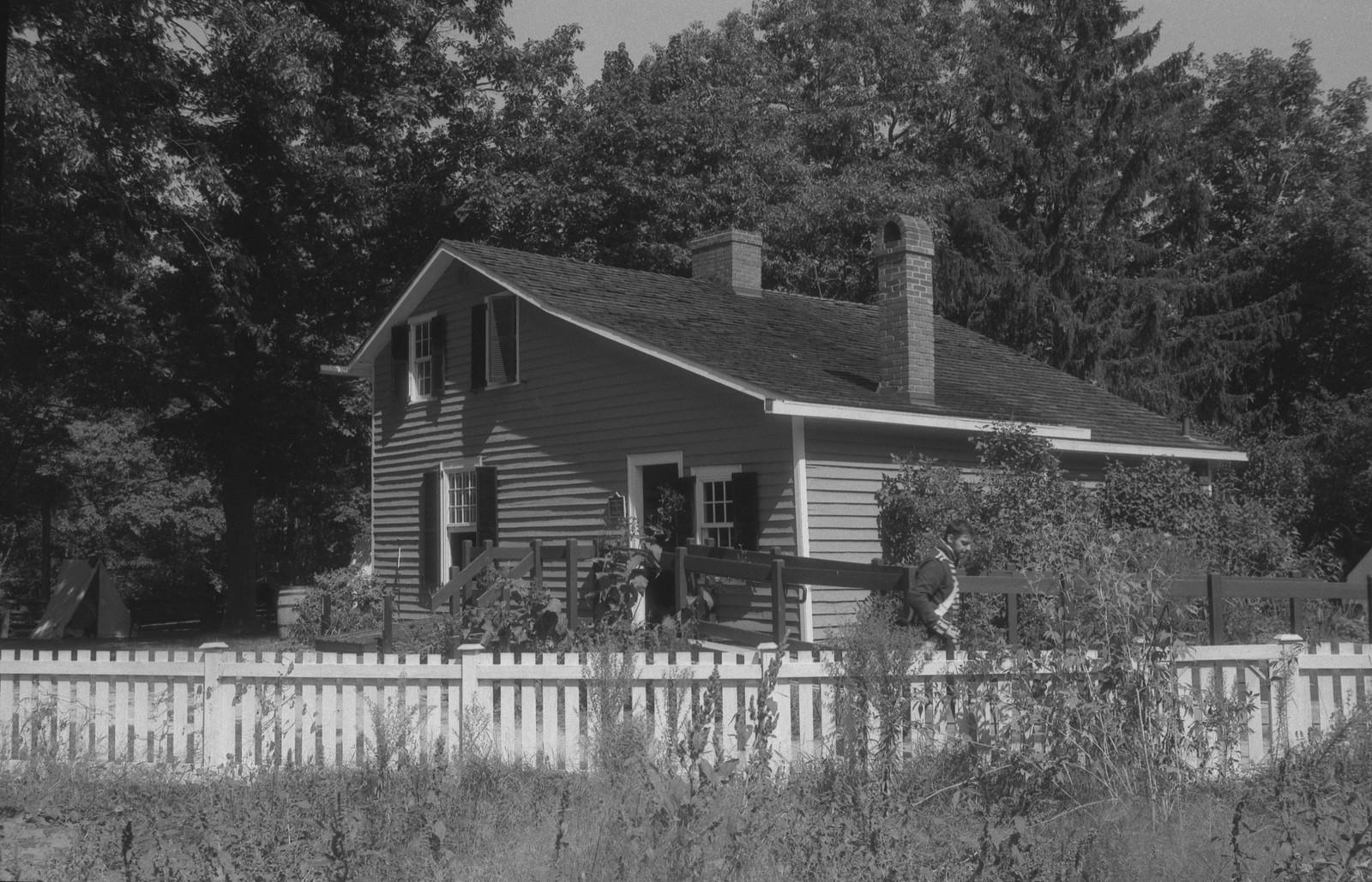 The Lewis Bradley House