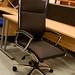 Leatherette exec chair E250