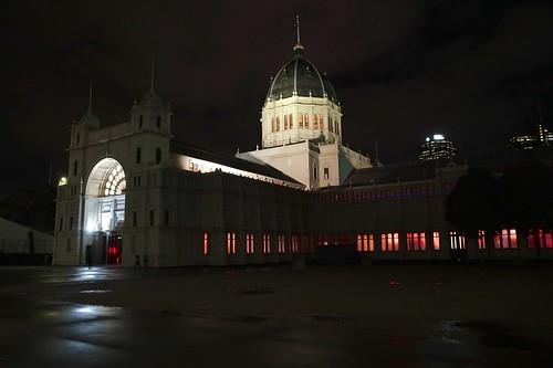 Exhibition Building, Melbourne   by Joe Lewit