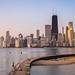 Summer Morning in Chicago