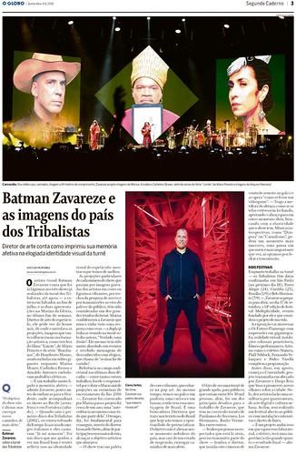O Globo - 09.08.2018