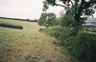 Where Hengrove Brook should run | by knautia