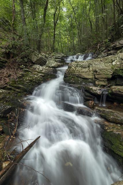 Gee Creek, South Cherokee NF & WMA, Polk County, Tennessee 3