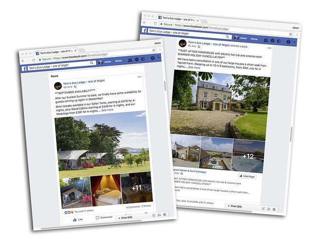 Tom's eco-lodge - Facebook