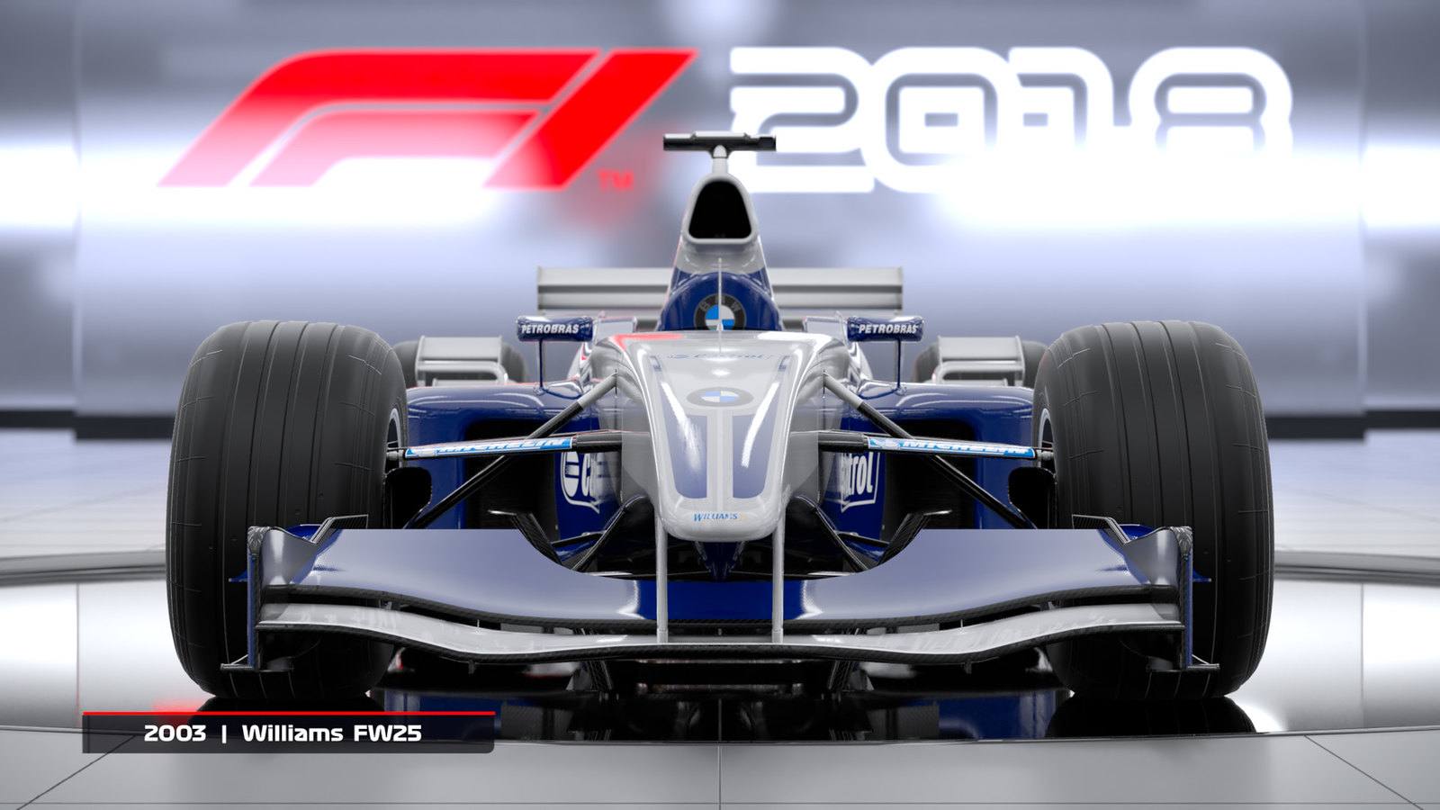 Codemasters F1 2018 Game 14