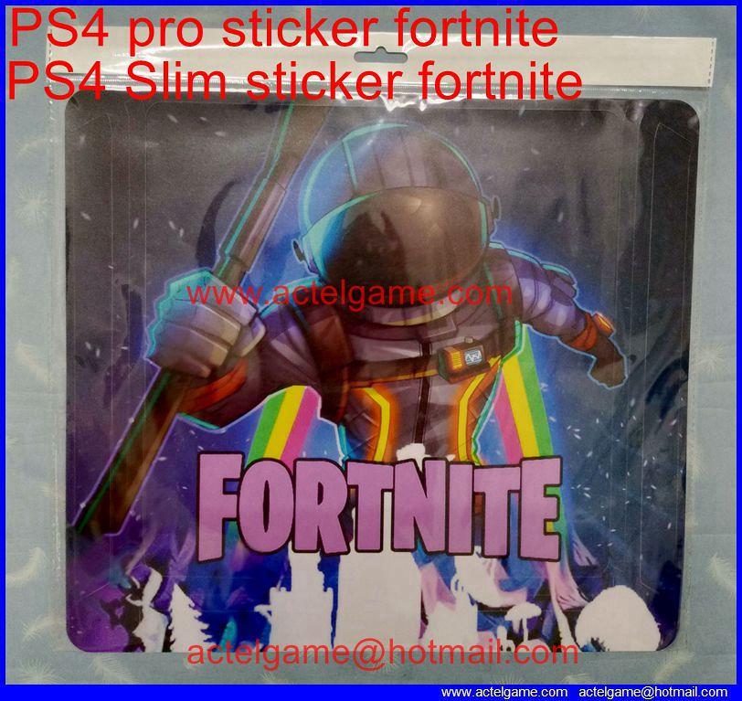 Ps4 Slim Sticker Fortnite G1 Actelgame Actelgame Flickr