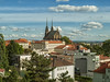 Cathedral of St. Peter and Paul, Brno by Angelus.H
