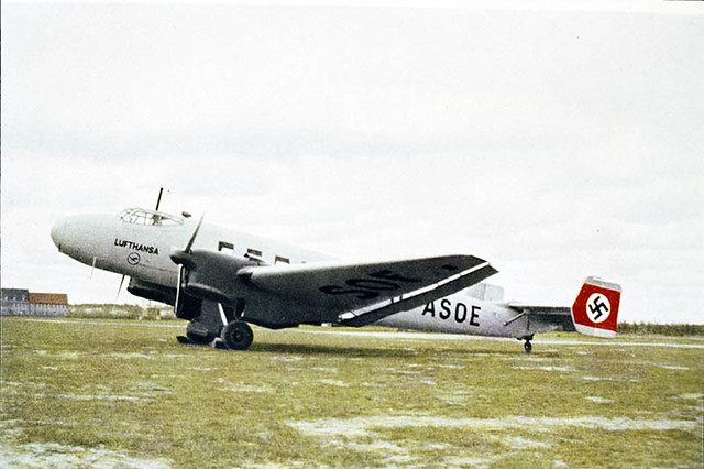 Ju 86 Lufthansa JEC 00546