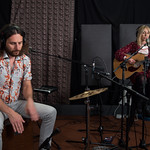 Wed, 19/09/2018 - 9:41am - The Joy Formidable Live in Studio A, 9.19.18 Photographer: Nora Doyle