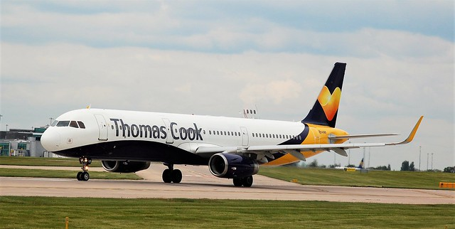 G-TCVB AIRBUS A321-200