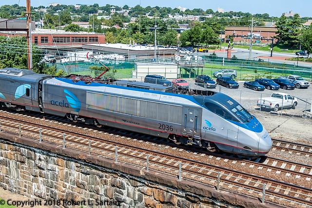 Amtrak 2036 on 2110, BRANDY, roster, 2018-08-23