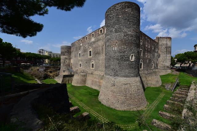 Castello Ursino, Catania, Sicily DSC_6520