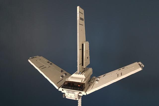 First Order Xi-Class Light Shuttle