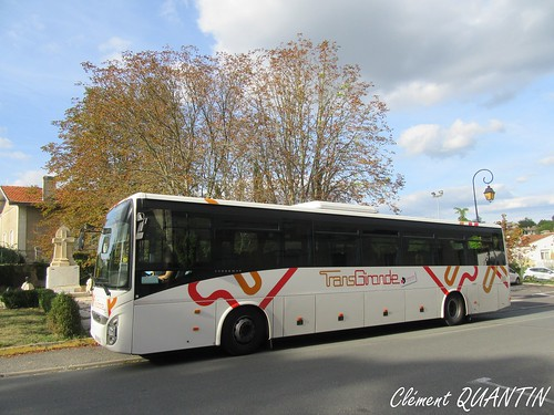 IVECO BUS Crossway Pop - 6760 - Citram Aquitaine | by Clément Quantin