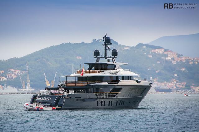 Ocean's Four (460 EXP) - 42m - Sanlorenzo