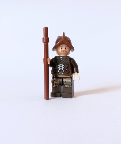 "Martin von Grünfeld  Kitbash for the ""Neun Reiche"" RPG on RogueBricks 