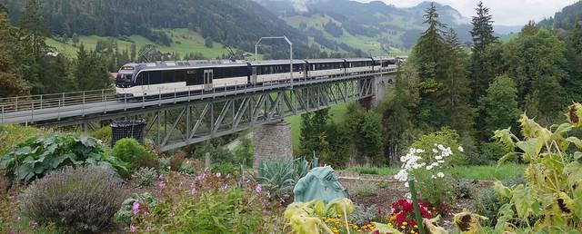 Montreux Berner Oberland Bahn MOB