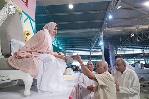 Releasing Sampuran Hardev Bani Kannada