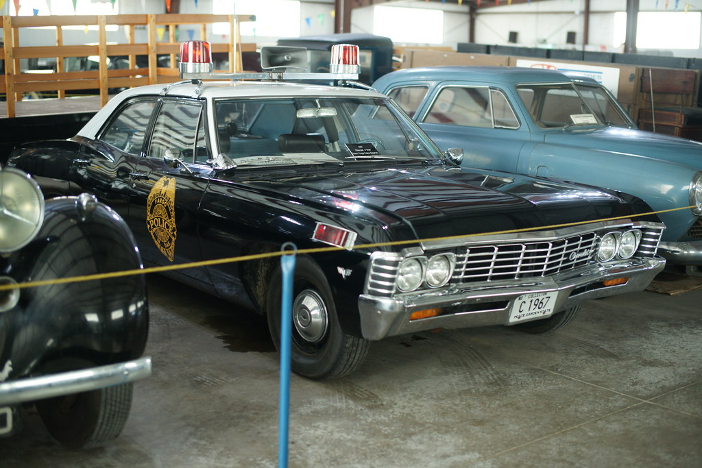 1967 Fargo Nd Police Chevrolet Biscayne My1967 Fargo No