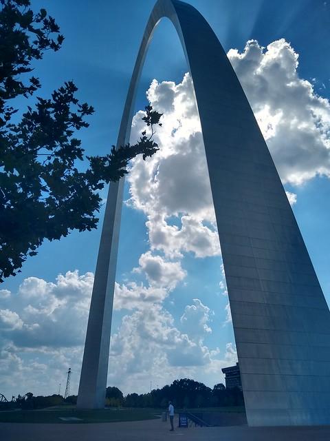 Gateway Arch, St.Louis, Missouri