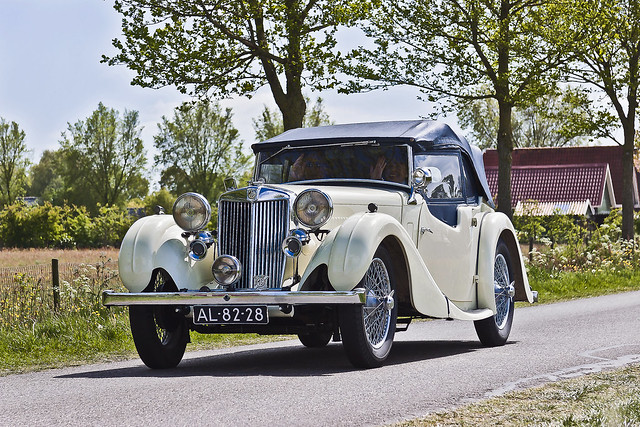 MG VA Tourer 1939 (2628)
