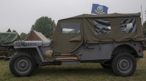 Camp Géronimo ww2