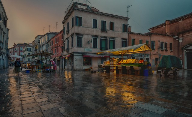 Good morning Venice!