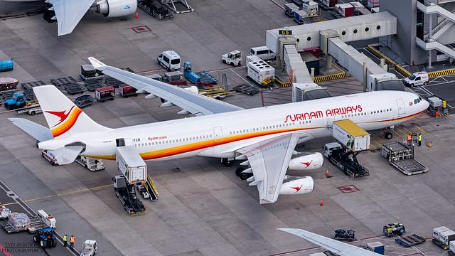 Surinam Airways | Airbus A340-300 | PZ-TCR