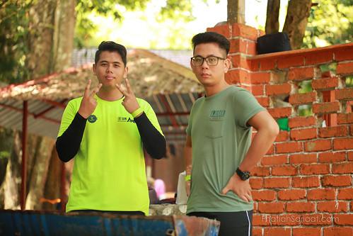 Piknik @ Kalumpang Resort and Training Centre | by fhatiahsariaat