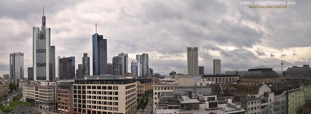 Centro financiero de Frankfurt,Alemania